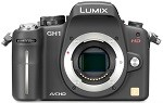 Panasonic Lumix DMC-GH1 Digital Camera