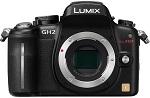 Panasonic Lumix DMC-GH2 Camera