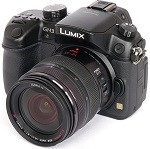 Panasonic Lumix DMC-GH3 Camera