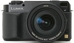 Panasonic Lumix DMC-L1 Camera