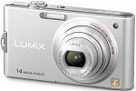 Panasonic Lumix DMC-FH22 Digital Camera