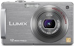 Panasonic Lumix DMC-FX580 Digital Camera