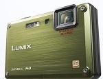 Panasonic Lumix DMC-TS1 Digital Camera
