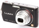 Panasonic Lumix DMC-FX70 Digital Camera