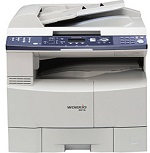 Panasonic WORKiO 8016 Printer