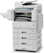 Panasonic WORKiO 8025 Printer