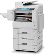 Panasonic WORKiO 8032 Printer