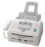 Panasonic KX-FLM672CX Fax Machine
