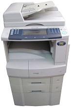 Panasonic WORKiO DP-2330 Printer