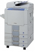 Panasonic WORKiO DP-4510 Printer